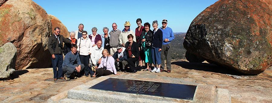 Matobo Hills National Park - Cecil John Rhodes Grave, Zimbabwe