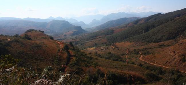 Eastern Hignland view of Mountains, Zimbabwe
