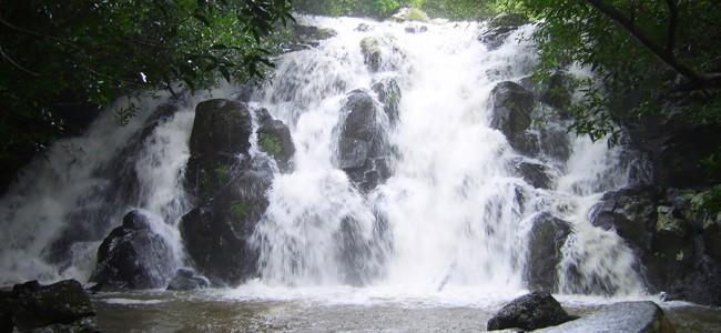 Eureka Waterfall, Mauritius