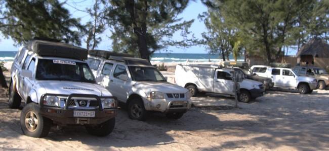 Self Drive through Mozambique