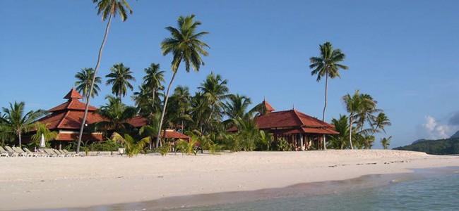 St Anne Resort, Seychelles
