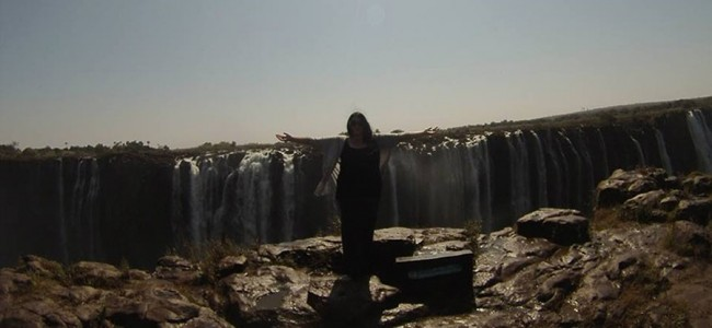 Tour of the Falls, Victoria Falls, Zimbabwe