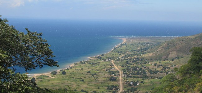 View of Lake Malawi, Malawi